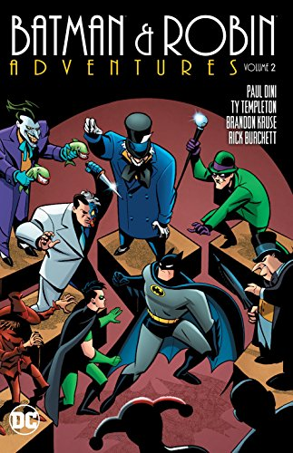 Batman Robin Adventures Vol. 2 (Paperback)