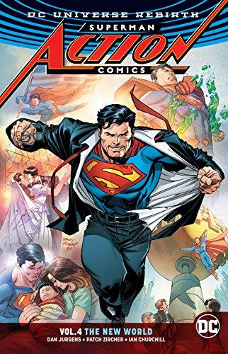 Superman: Action Comics Vol. 4: (rebirth):