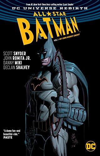 All-Star Batman Vol. 1: My Own Worst Enemy (rebirth):