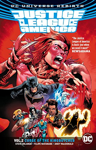Justice League of America Vol. 2: Curse of the Kingbutcher