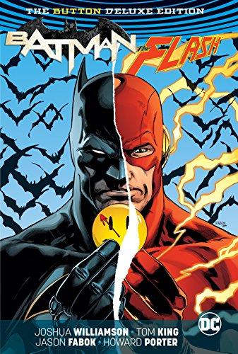 9781401276447: Batman/The Flash: The Button Deluxe Edition