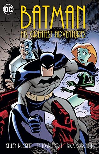 Batman: His Greatest Adventures