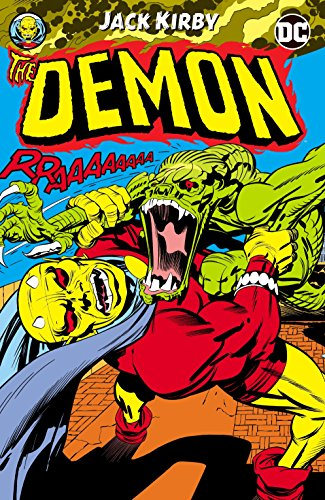 9781401277185: The Demon by Jack Kirby