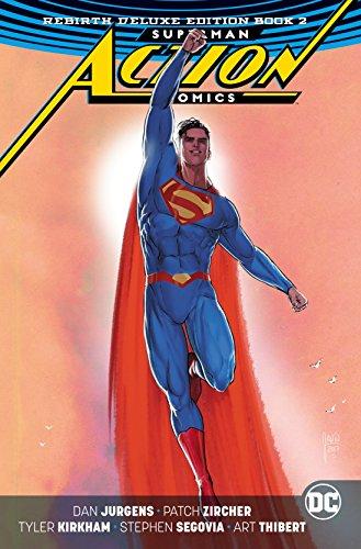 9781401277604: Superman: Action Comics: The Rebirth Deluxe Edition Book 2 (Superman Action Comics: Rebirth Deluxe Edition)