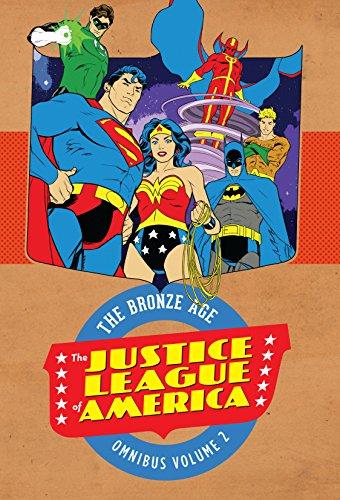 Justice League Of America : The Bronze Age Omnibus Vol. 2: