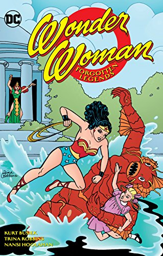 Wonder Woman: Forgotten Legends: