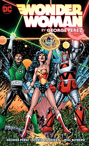 Wonder Woman by George Perez Volume 3