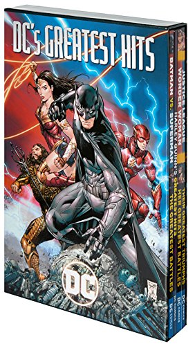 DC's Greatest Hits Box Set Format: Paperback
