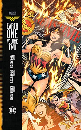 9781401281175: Wonder Woman Earth One Vol. 2