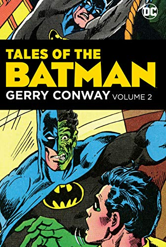 9781401281632: TALES OF THE BATMAN GERRY CONWAY HC 02