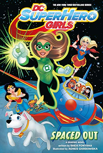9781401282561: DC Super Hero Girls: Spaced Out