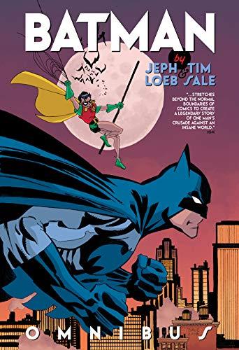 9781401284268: Batman by Jeph Loeb & Tim Sale Omnibus (Batman Omnibus)