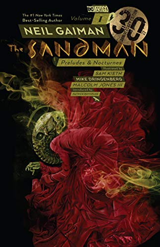 9781401284770: The Sandman Volume 1: 30th Anniversary Edition: Preludes and Nocturnes