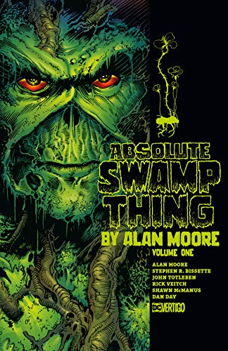 9781401284930: Moore, A: Absolute Swamp Thing by Alan Moore Volume 1