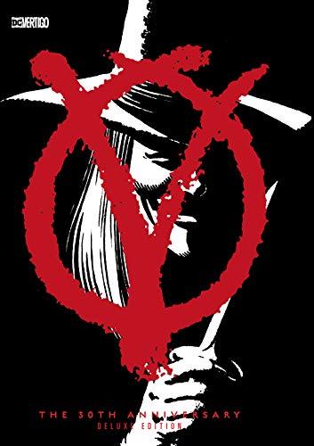 9781401285005: V for Vendetta: Deluxe Edition