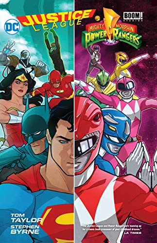 9781401285159: Justice League/Power Rangers