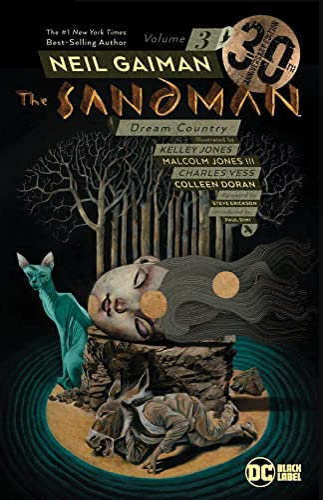 9781401285487: The Sandman Volume 3: Dream Country 30th Anniversary Edition (The Sandman - Dream Country)