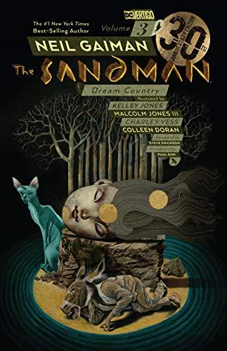 9781401285487: The Sandman Vol. 3: Dream Country 30th Anniversary Edition (The Sandman - Dream Country)