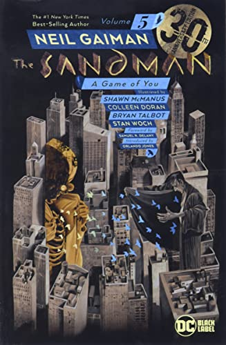 9781401288075: The Sandman 5: A Game of You: 30th Anniversary Edition