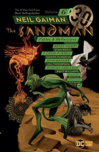 9781401288464: The Sandman 6: Fables & Reflections: Fables and Reflections: 30th Anniversary Edition