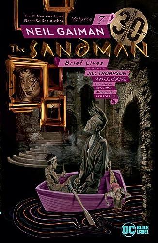 9781401289089: The Sandman 7: Brief Lives