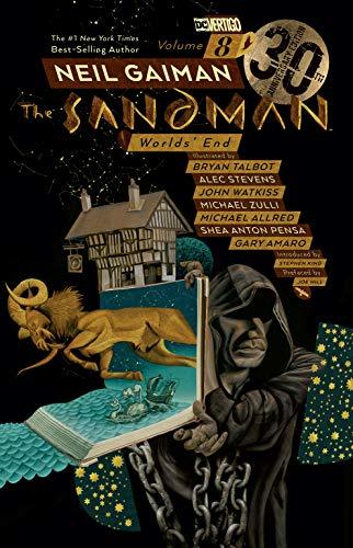 9781401289591: The Sandman 8: World's End