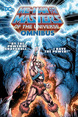 9781401290498: Masters of the Universe Omnibus (He-Man and the Masters of the Universe Omnibus)