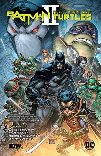 9781401292430: Batman/Teenage Mutant Ninja Turtles II