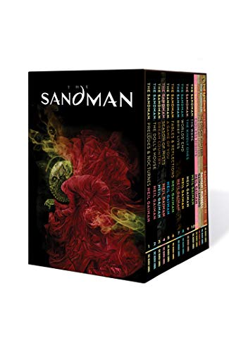 9781401294700: Sandman Box Set