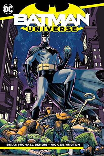 9781401294847: Batman: Universe