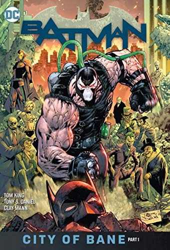 9781401299583: Batman Vol. 12: City of Bane Part 1