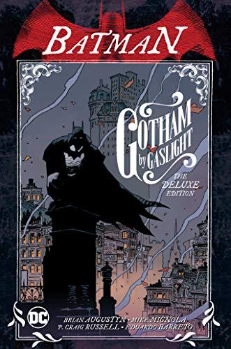 9781401299828: Batman: Gotham By Gaslight (Deluxe)