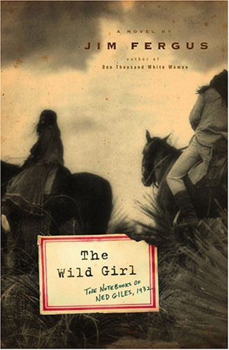 9781401300548: The Wild Girl: The Notebooks Of Ned Giles, 1932