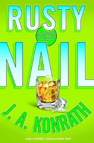 9781401300883: Rusty Nail: A Jacqueline
