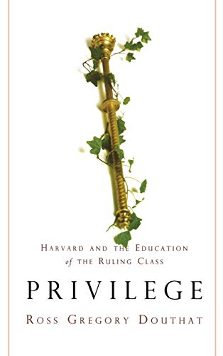 Privilege: Ross Douthat