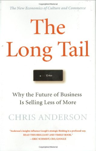 9781401302375: The Long Tail: Why the Future of Business is Selling Less of More