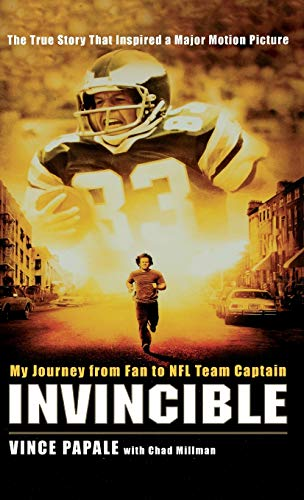 9781401302856: Invincible: My Journey from Fan to NFL Team Captain