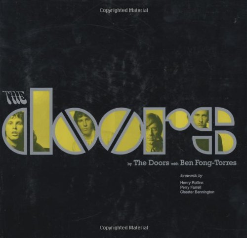 The Doors (SIGNED!!!): Manzarek, Ray,Krieger, Robby,Densmore,