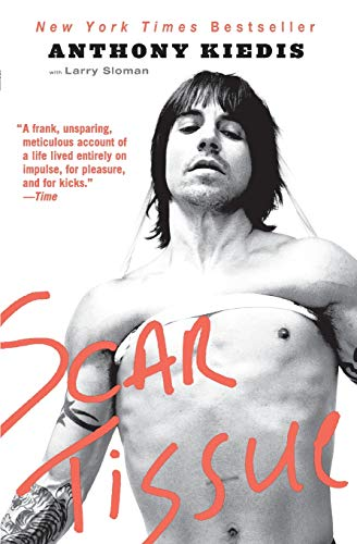 9781401307455: Scar Tissue: The Autobiography