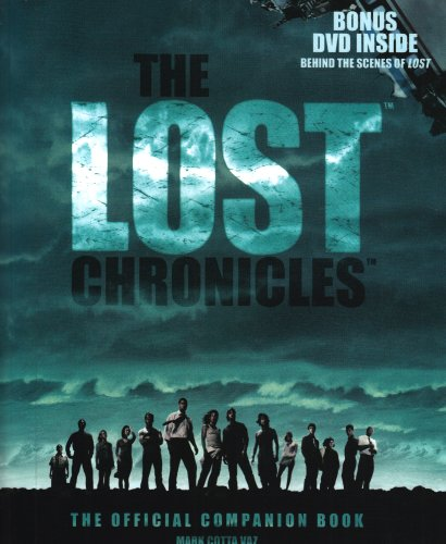 9781401308155: The Lost Chronicles: The Official Companion Book with Bonus DVD Behind the Scenes of LOST