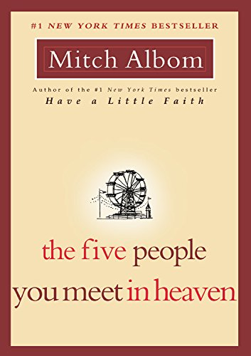 9781401308582: The Five People You Meet in Heaven