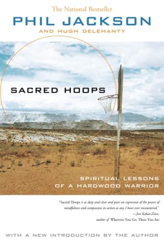 9781401308810: Sacred Hoops: Spiritual Lessons of a Hardwood Warrior