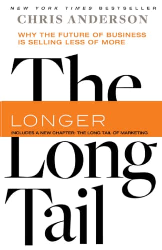 9781401309664: The Long Tail: Why the Future of Business is Selling Less of More