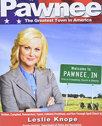 9781401310646: Pawnee: The Greatest Town in America