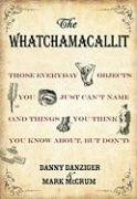 9781401323387: The Whatchamacallit: Those Everyday Objects You Just Can't Name (And Things You Think You Know About, but Don't)