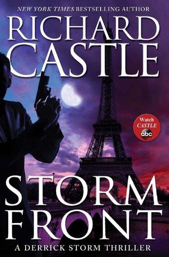 9781401324902: Storm Front: A Derrick Storm Thriller