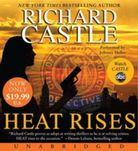 Heat Rises - Unabridged Audio Book on CD