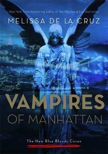 9781401330200: Vampires of Manhattan: The New Blue Bloods Coven