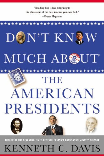 9781401330439: Don't Know Much About® the American Presidents