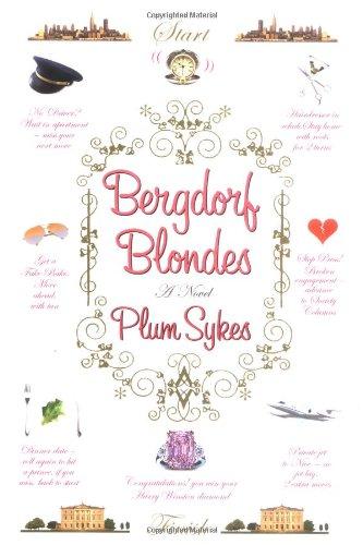 9781401351960: Bergdorf Blondes: A Novel